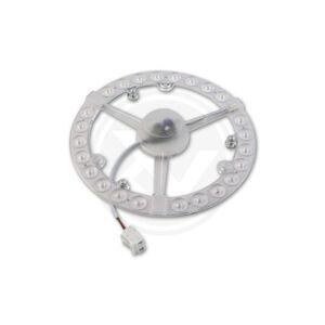 LED21 LED MODUL do stropního svítidla 24W, 24xSMD, 195mm, 1920lm, CCD, Neutrální bílá